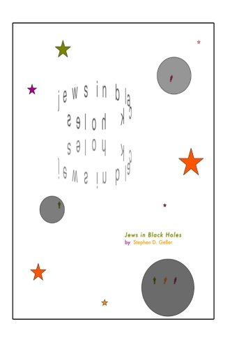 9781482734881: Jews in Black Holes (JEWS AT THE TABLE)