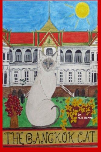9781482739596: The Bangkok Cat: A Cat's Eye View of Modern Thailand