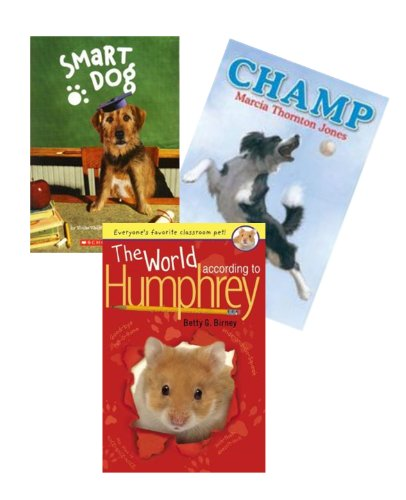 9781482740998: Pet Set: The World According to Humphrey; Champ; Smart Dog (Book Sets for Kids : Grade 3 - 5)