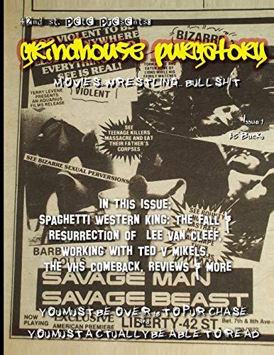 9781482743074: Grindhouse Purgatory (Volume 1)