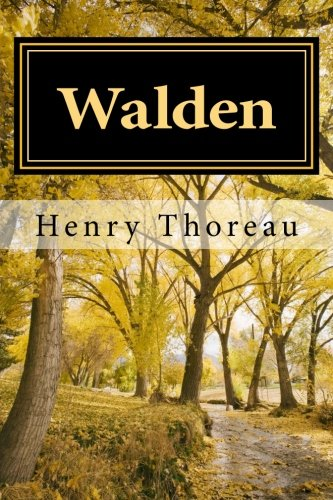 9781482745412: Walden: And On the Duty of Civil Disobedience
