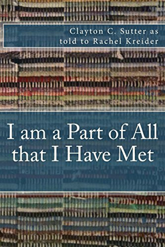 9781482746037: I am a Part of All that I Have Met: A Memoir