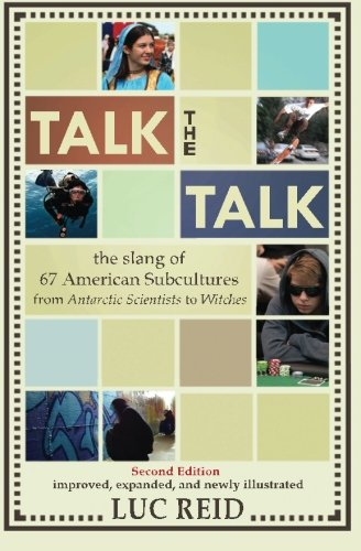 9781482749007: Talk the Talk: The Slang of 67 American Subcultures