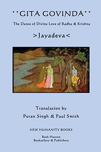 9781482751246: Gita Govinda: The Dance of Divine Love of Radha & Krishna