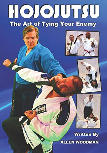 Hojojutsu: The art of tying your enemy: Mr. Shihan Allen