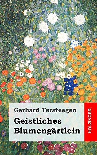 9781482759792: Geistliches Blumeng�rtlein
