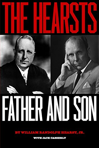 9781482761757: The Hearsts: Father and Son