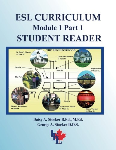 9781482762709: ESL Curriculum: Module 1 Part 1 Student Reader