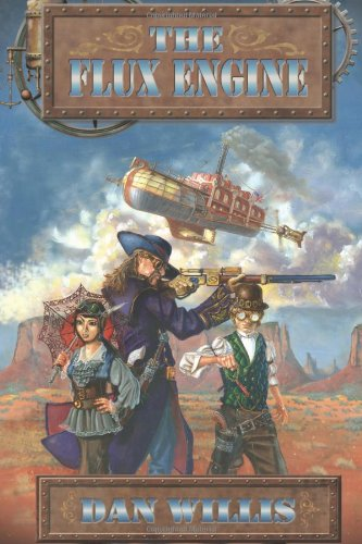 9781482762792: The Flux Engine (The Shattered West) (Volume 1)