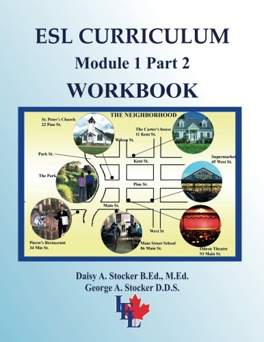 9781482765137: ESL Curriculum: ESL Module 1 Part 2 Workbook (Volume 5)