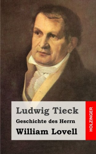 9781482768862: Geschichte des Herrn William Lovell (German Edition)