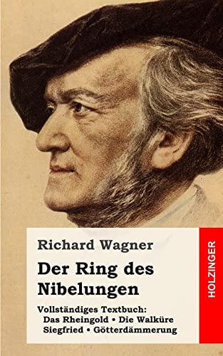9781482769814: Der Ring des Nibelungen