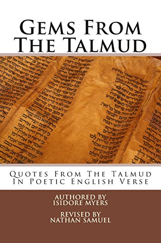 9781482772135: Gems From The Talmud