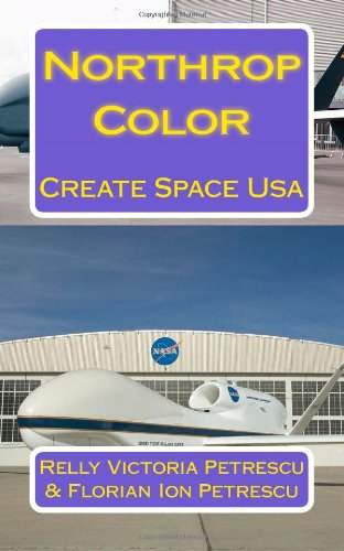 9781482776560: Northrop Color: Create Space Usa