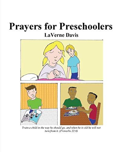 9781482777017: Prayers for Preschoolers
