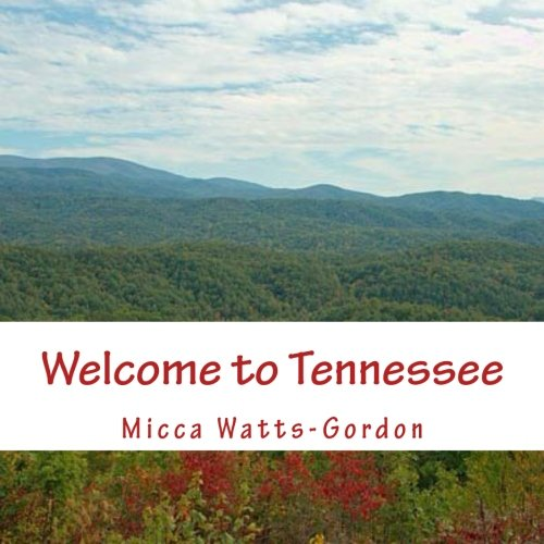 9781482780130: Welcome to Tennessee