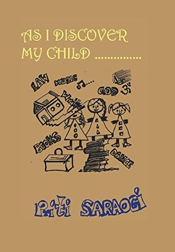 As I Discover My Child: Priti Saraogi