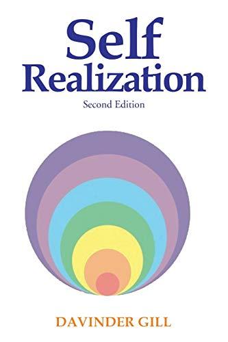 SELF REALIZATION: Gill, Davinder