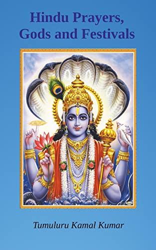 9781482847093: Hindu Prayers, Gods and Festivals