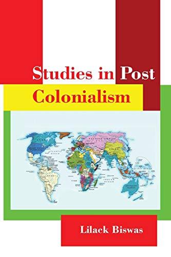 9781482851304: Studies in Post Colonialism