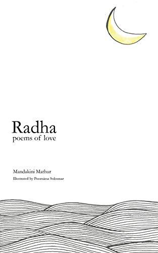9781482851410: Radha: poems of love