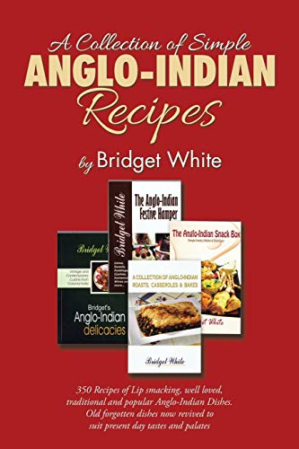 9781482856323: A Collection of Simple AngloIndian Recipes