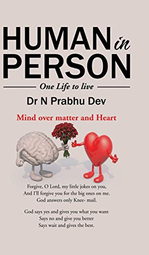 9781482873863: Human in Person: One Life to Live