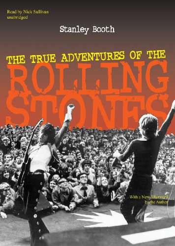 9781482911008: The True Adventures of the Rolling Stones