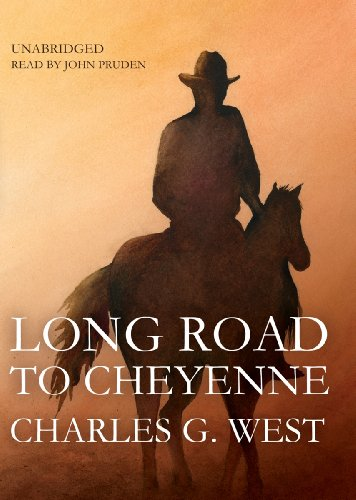 Long Road to Cheyenne (1482926660) by Charles G. West