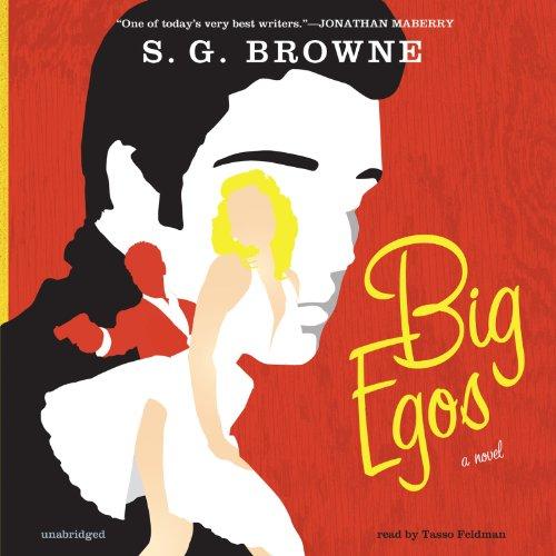 9781482926873: Big Egos: A Novel