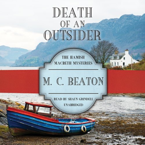 Death of an Outsider -: M. C. Beaton