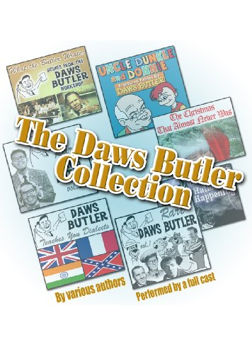 9781482930566: The Daws Butler Collection (Audio Theater)