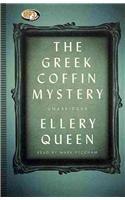 The Greek Coffin Mystery -: Ellery Queen