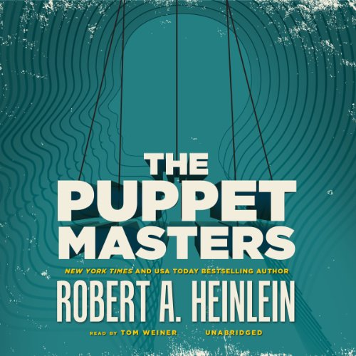 9781482932713: The Puppet Masters