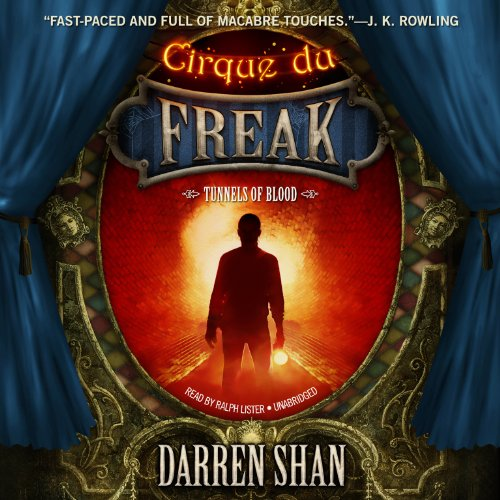 9781482944013: Tunnels of Blood (Cirque du Freak: The Saga of Darren Shan, Book 3) (Cirque Du Freak: Saga of Darren Shan)