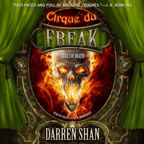 darren shan cirque du freak book free
