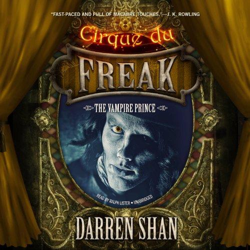 9781482950175: The Vampire Prince (Cirque Du Freak: Saga of Darren Shan)