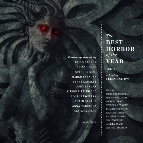 9781482951271: 4: The Best Horror of the Year, Volume Four