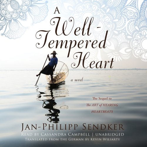9781482951516: A Well-Tempered Heart: A Novel (LIBRARY EDITION)