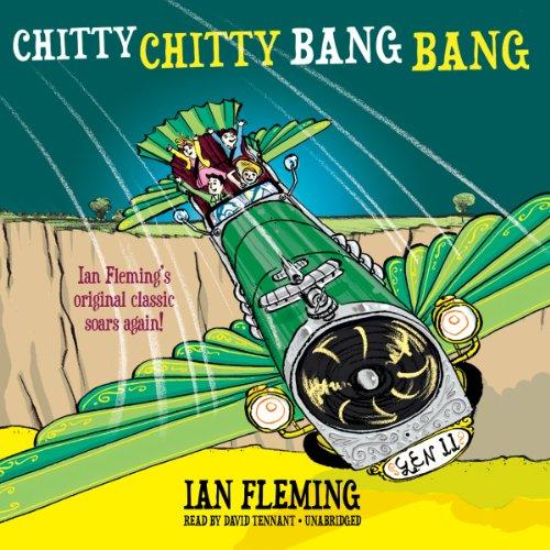 Chitty Chitty Bang Bang: The Magical Car: Fleming, Ian