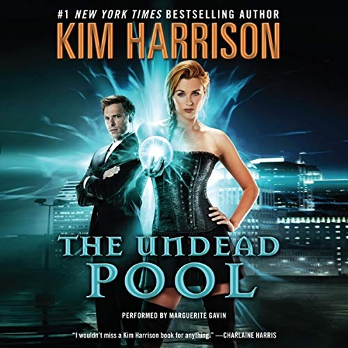 The Undead Pool: Kim Harrison