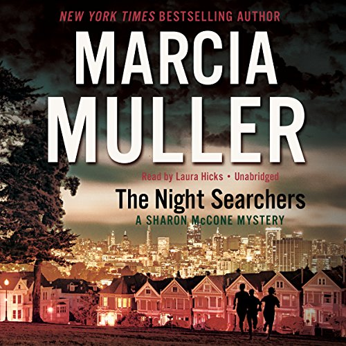 The Night Searchers: Library Edition (Sharon Mccone): Muller, Marcia