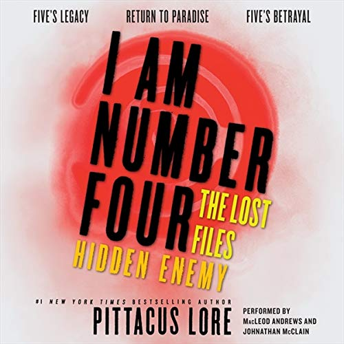 9781483005522: I Am Number Four: The Lost Files: Hidden Enemy (I Am Number Four series, The Lost Files)
