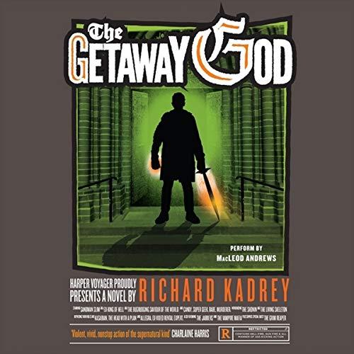 The Getaway God - A Sandman Slim Novel: Richard Kadrey