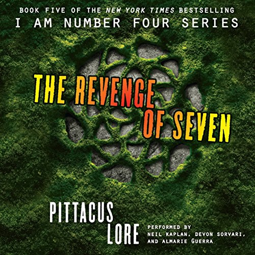 9781483005805: The Revenge of Seven (I Am Number Four series: The Lorien Legacies, Book 5)