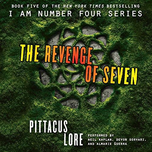 9781483005805: The Revenge of Seven