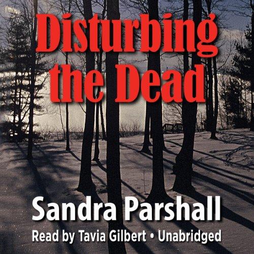 Disturbing the Dead: Sandra Parshall