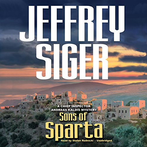 Sons of Sparta: Jeffrey Siger