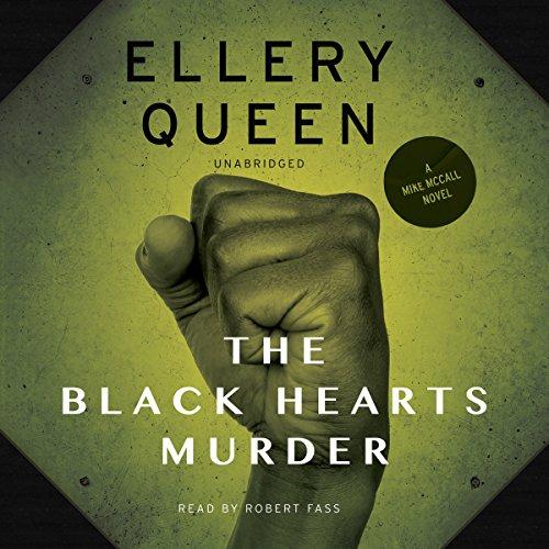 The Black Hearts Murder -: Ellery Queen