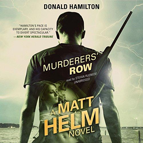 Murderers' Row -: Donald Hamilton